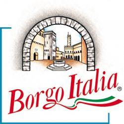 Borgo Italia marchio-frame-blue